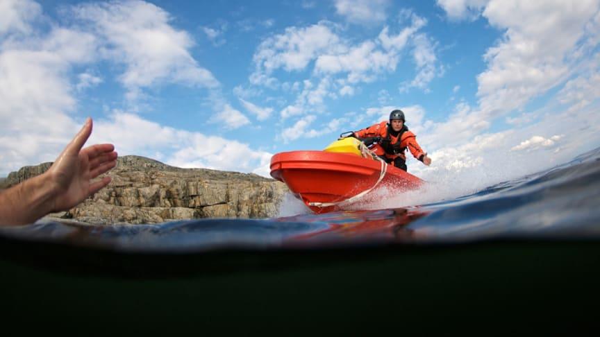 Sjöräddningssällskapet får ny rescuerunner till Uppsala