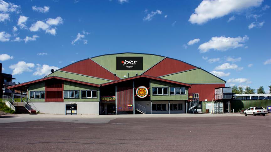 Smidjegrav Arena blir Jalas Arena