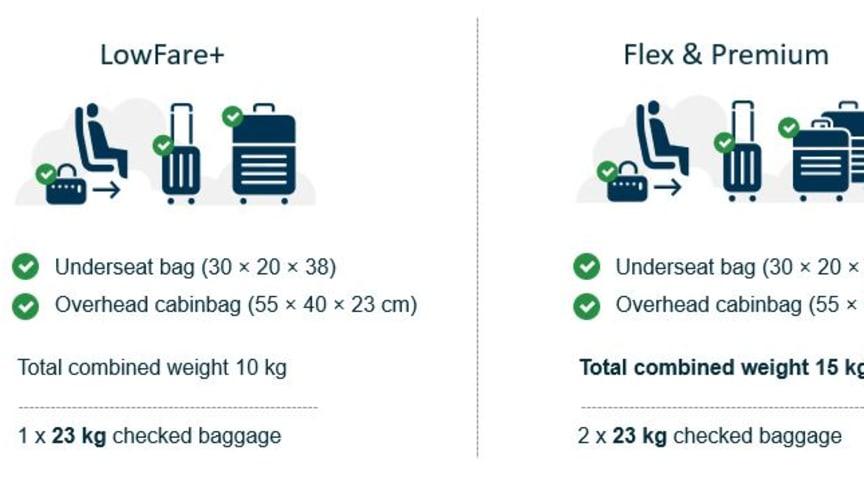 Nya handbagageregler