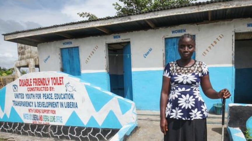 Världstoalettdagen - för allas rätt till en toalett