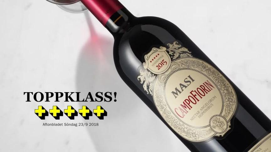 Masi Campofiorin - ett genunit val till Italienskt!