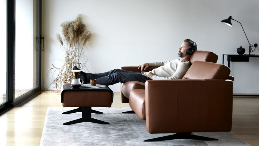 Sitt bedre i ny sofa med BalanceAdapt