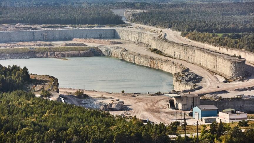 Cementa tar fram omfattande strategi för ansvarsfull markanvändning