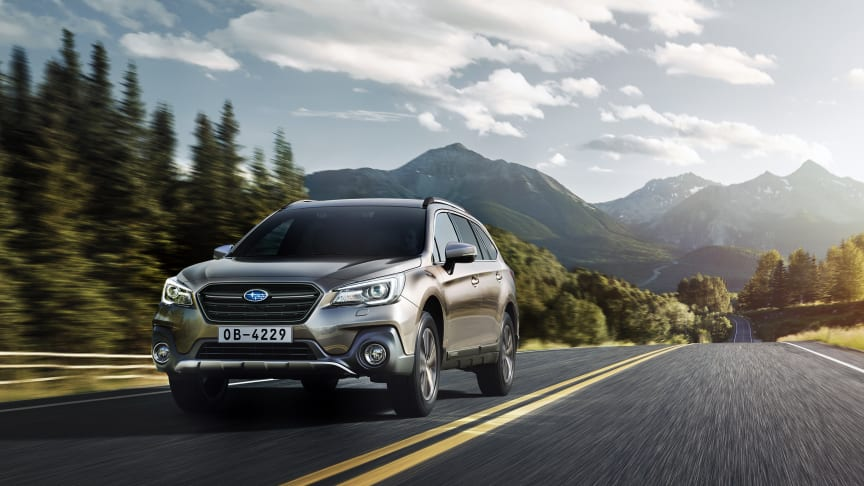 Subarun EyeSight-järjestelmä on vähentänyt peräänajoja reilulla 85 prosentilla.