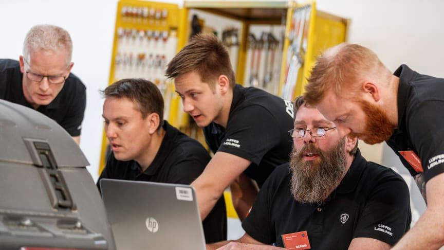 Top Team-konkurrencen har til formål at inspirere og motivere værkstedspersonale til at udvikle og dygtiggøre sig.