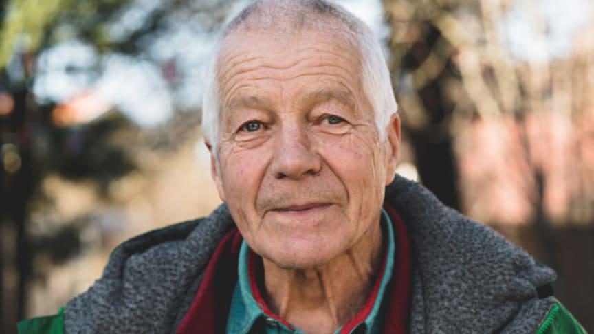 Familjeforskaren Gerdt Sundström,  professor emeritus, Jönköpings universitet.