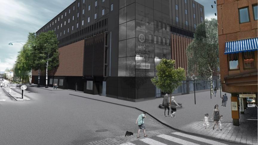 Comfort Hotel Umeå City