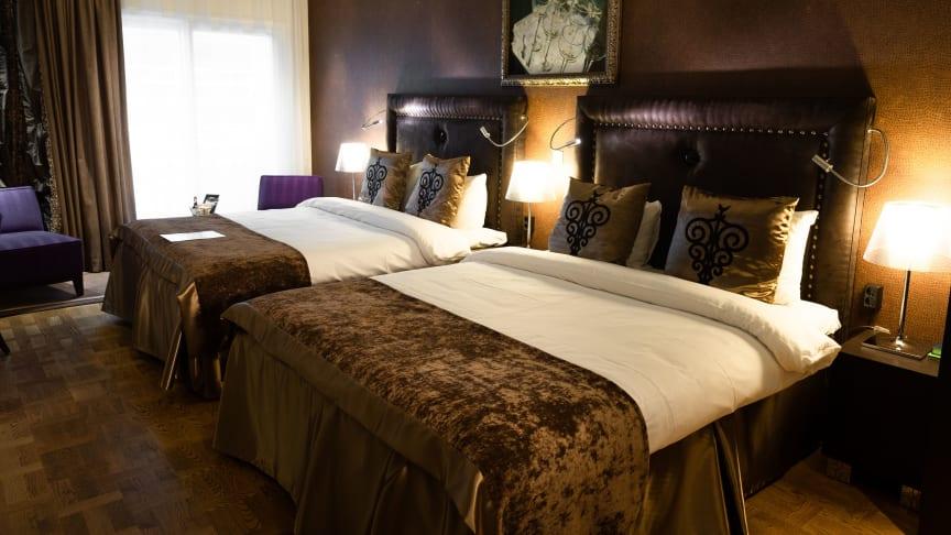 CLARION COLLECTION HOTEL HAVNEKONTORET: Dra til Bergen med Unlimited Nights.