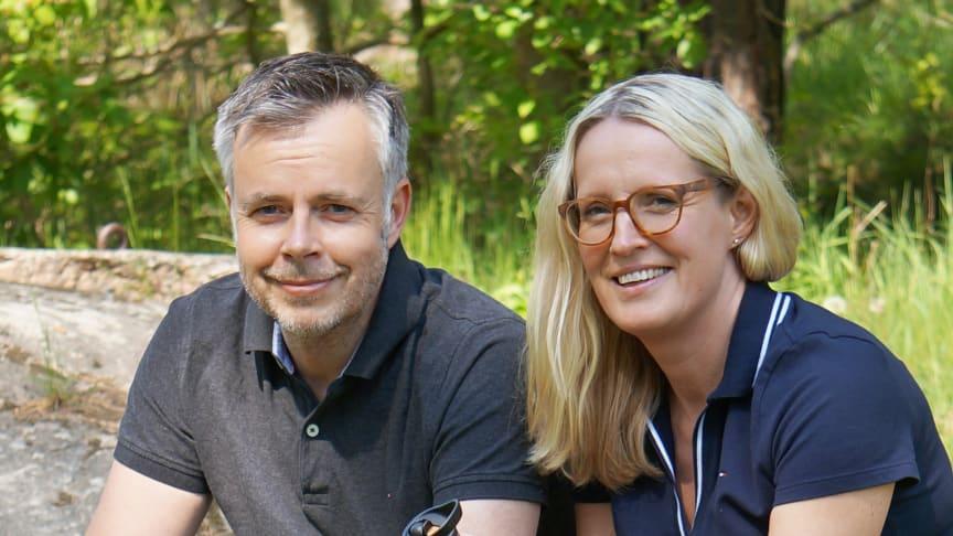 Niclas och Annika Öhberg