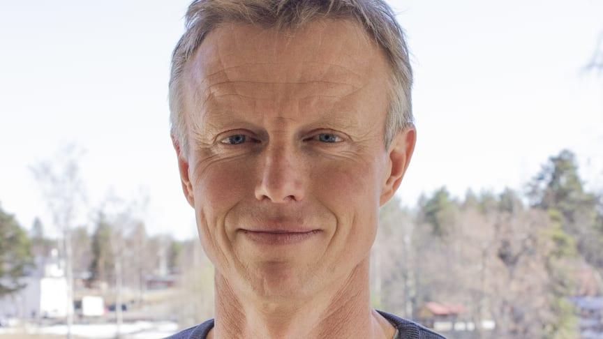Tomas Viker blir ny Generalsekreterare för Vansbrosimningen. Foto: Vansbrosimningen