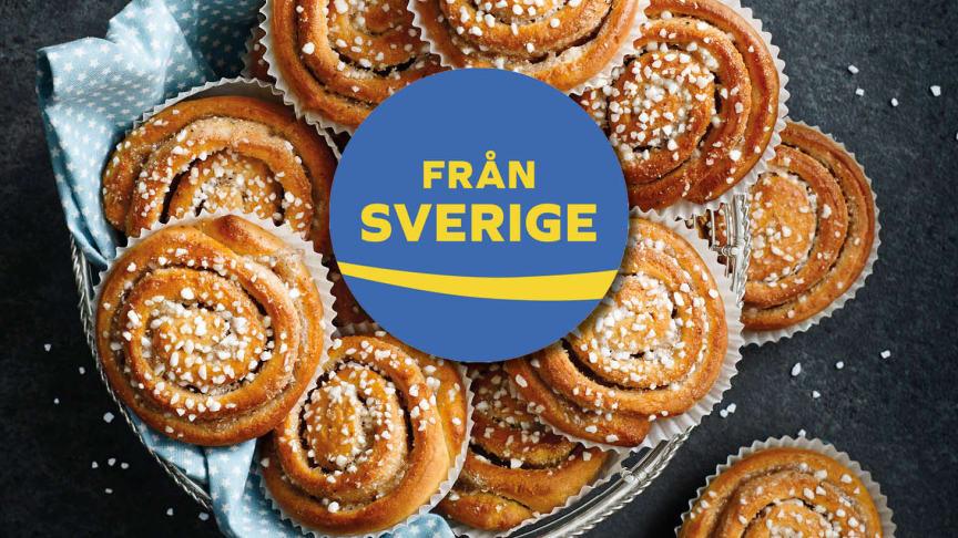Hipp hipp hurra för hållbara och svenskbakade Kardemummabullar!