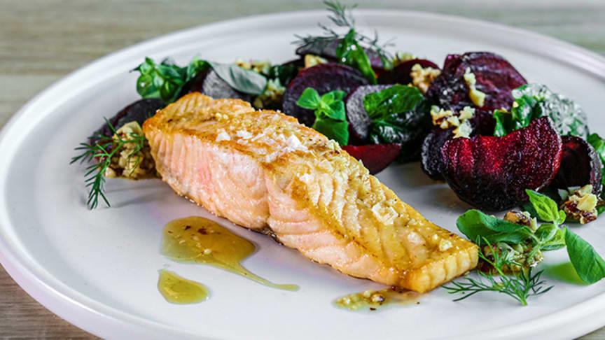 Findus tar ett stort kliv mot 100 procent certifierad fiskportfölj - lanserar ASC-certifierad laxfilé