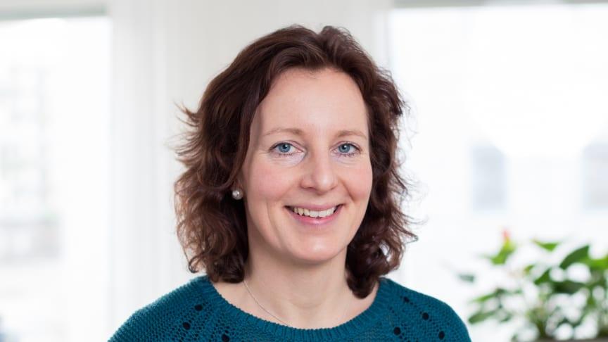 Bodil Hökfors är Årets Betongforskare 2014