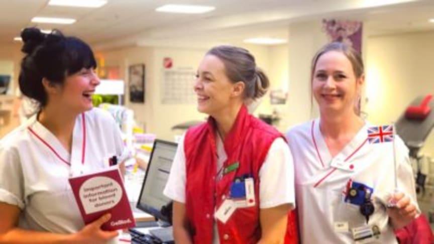 English talking nurses