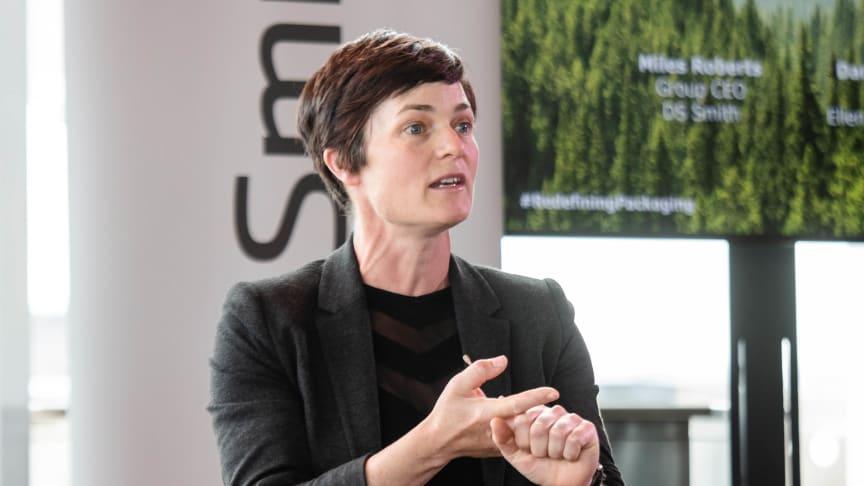 Ellen MacArthur indgår samarbejde med DS Smith