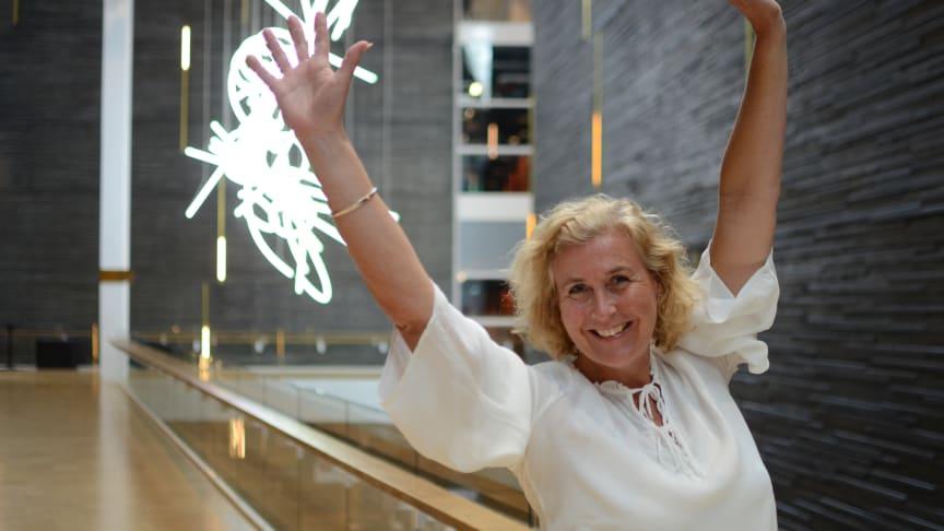 Johanna Ödén - Guest Relation & Passion Manager på Clarion Hotel Stockholm