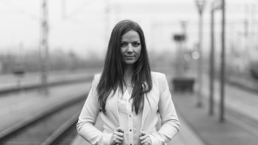 Cecilia Damström. Photo Marthe Veian