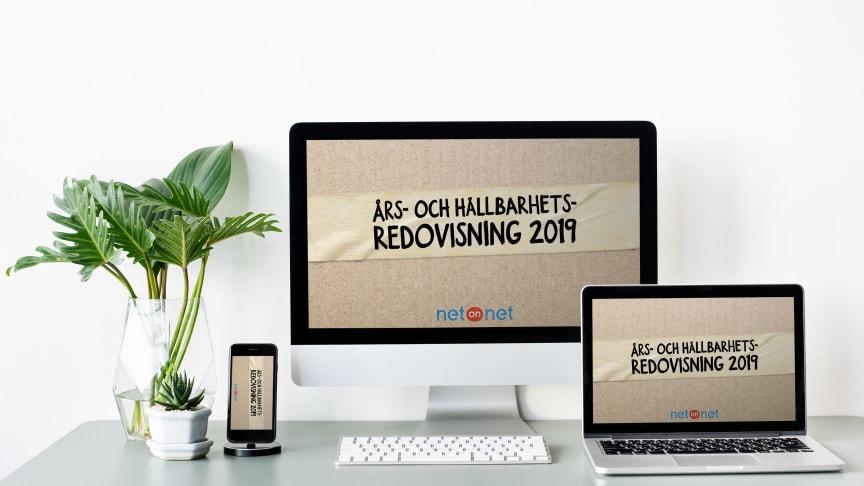 NetOnNet stärker lönsamheten och växer på marknaden