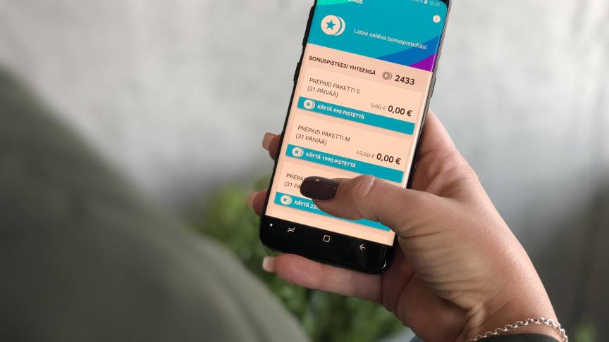 Lojalitet lönar sig i senaste versionen av Telia Prepaid