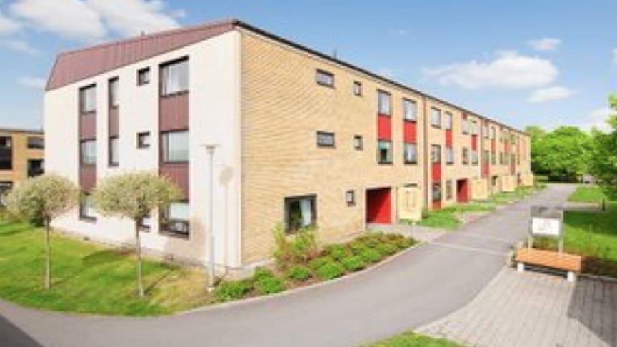 Bostadsrättsföreningen Falkenbergs Hus 6