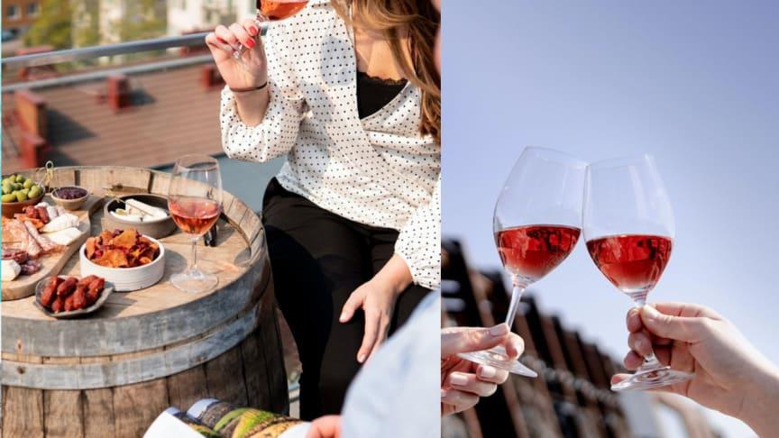 Sommar på The Winery Hotel