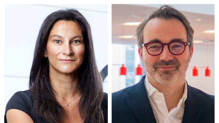 Matylda Lovenvall och Jonas Knape tar plats i Tre Sveriges ledningsgrupp