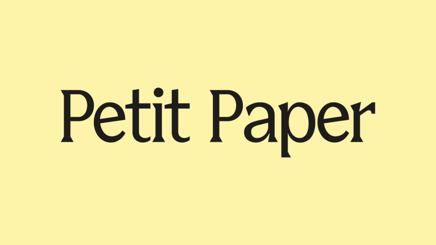 Petit Paper - Nytt onlinemagasin för medvetna och trendkänsliga husdjursägare