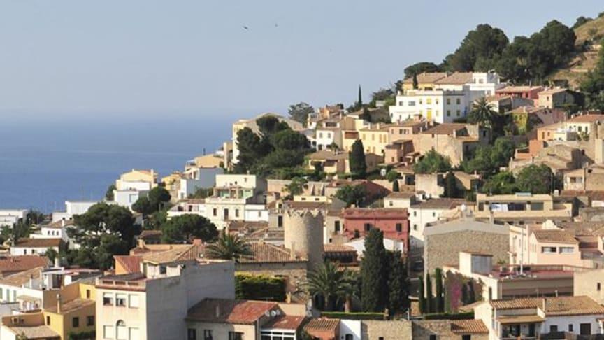 Svenskarnas bostadsköp i Spanien minskar