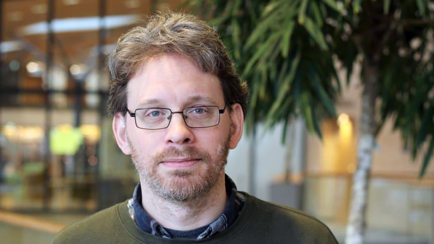 Joakim Wendell, doktor i historia vid Karlstads universitet