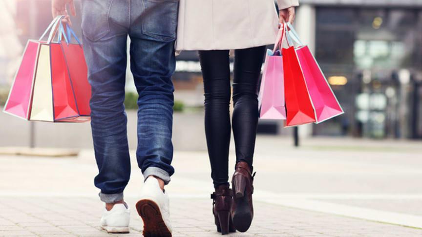 Vårveckan bjuder på vårnyheter och erbjudanden i Piteås butiker.            Foto: Shutterstock