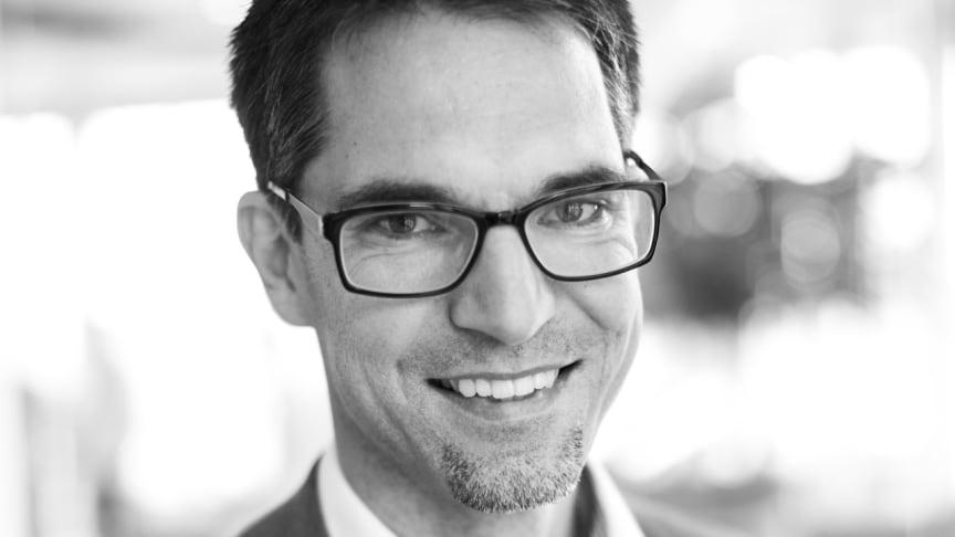 Martin Mårtensson, ny marknadsområdeschef, Riksbyggen