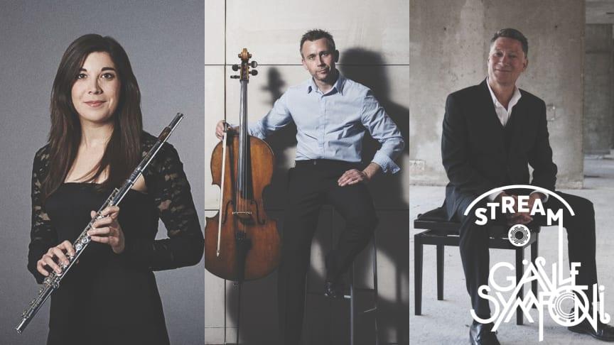 Gävle Symfoniorkester streamar Farrenc