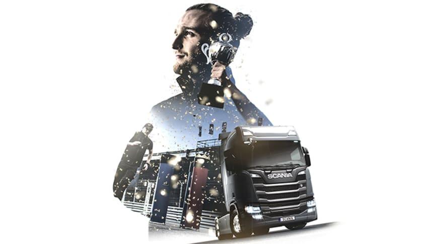 12 dygtige lastbilchauffører skal på lørdag dyste om Danmarksmesterskabet i Scania Driver Competitions 2018/2019.