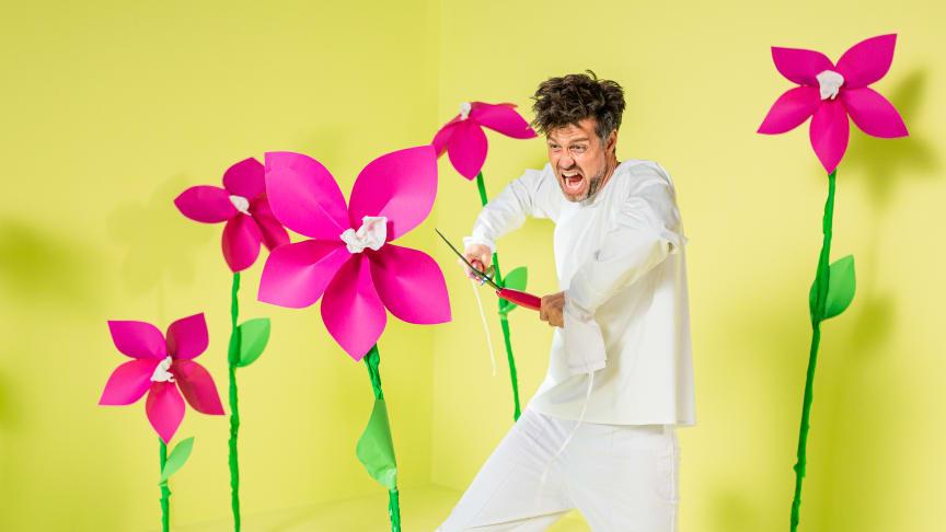 """Szene """"Blumen"""" aus dem TV-Spot #Präventiophobie"""