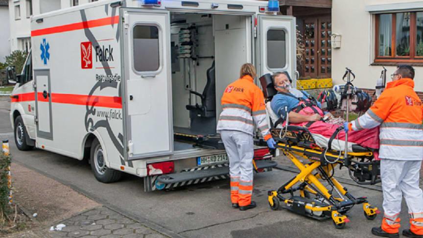 Falck wins ambulance tender in Bonn