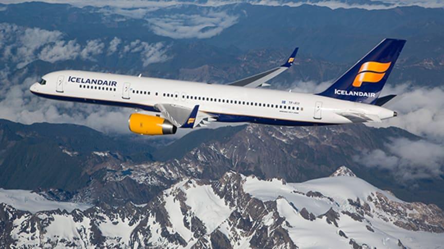 Icelandair fortsetter å levere gode resultater.