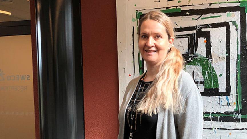 Sari Metsänen on aloittanut Sweco Finlandin henkilöstöjohtajana 16.4.2020.