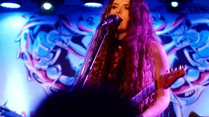 Hannah Wicklund & The Steppin Stones, Live in New York