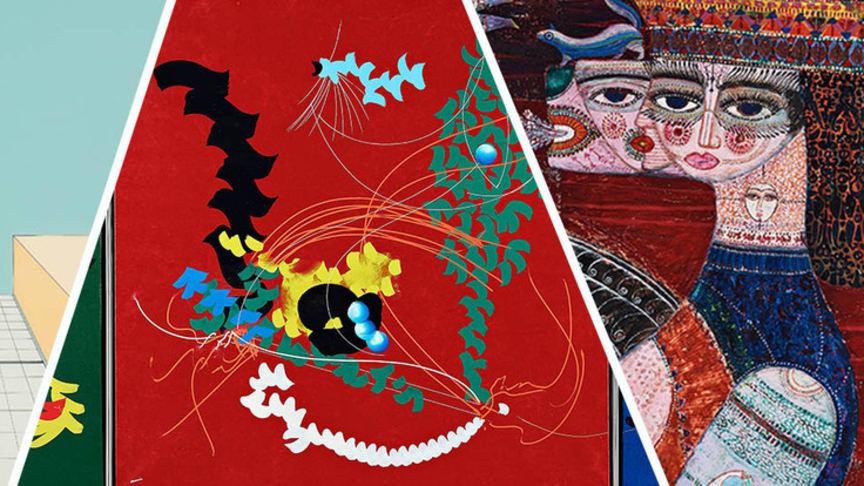 Modernismen efter 1945 - såldes framgångsrikt online på Bukowskis under mars månad