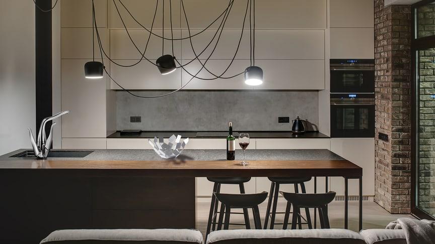 De åbne køkkener er populære, men kræver disciplin og planlægning for, at få det optimale ud af det.