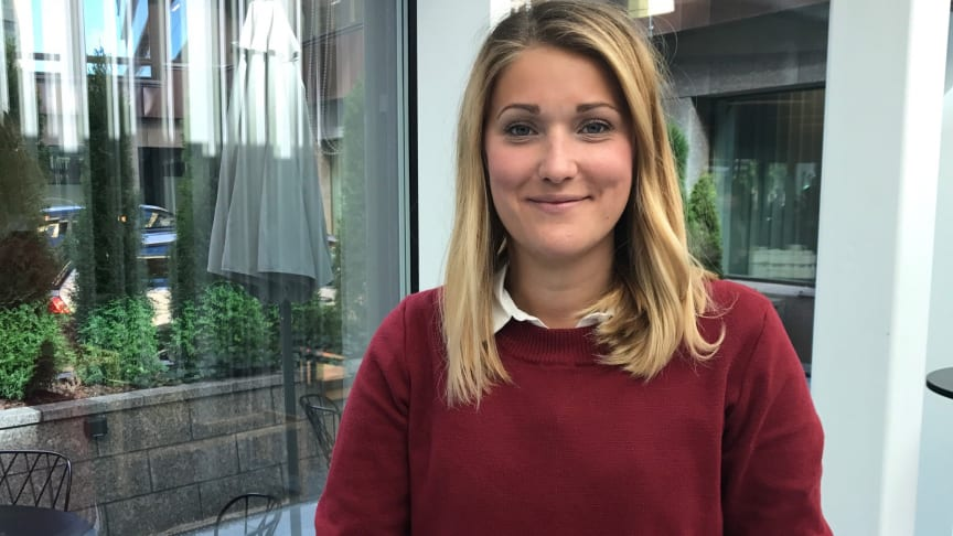 Hotelldirektör Ebba Järrud
