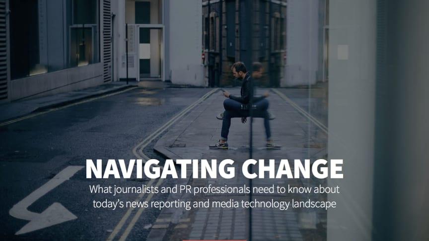 Fake news, økonomisk stabilitet og mediernes troværdighed - sådan ser danske journalister på fremtiden
