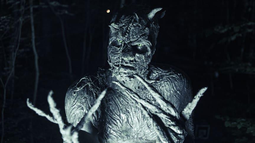 Skogen – årets stora skräcknyhet på Halloween på Liseberg