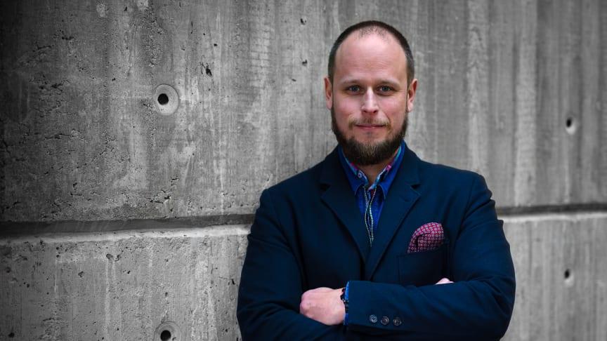 Per Keller, tillträdande General Manager för Clarion Hotel Sundsvall