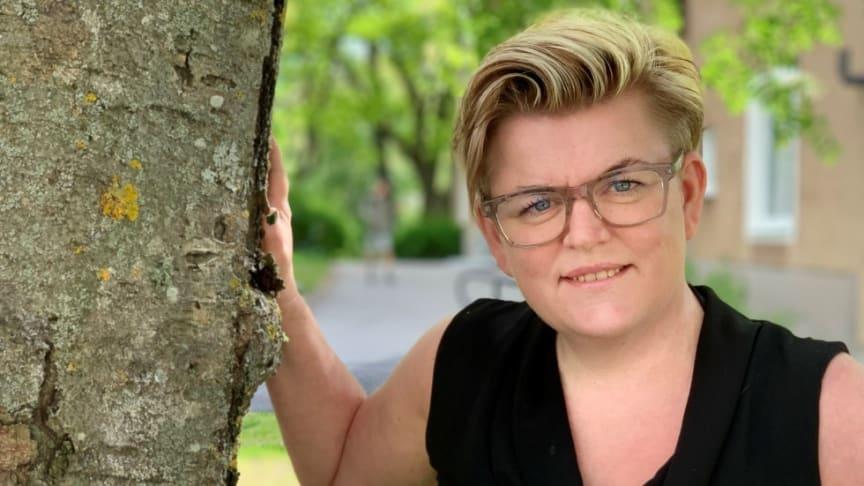 """""""Att lyssna på andra berikar det egna perspektivet"""" – fredagsporträttet med Jessica Lundbom Jensen"""