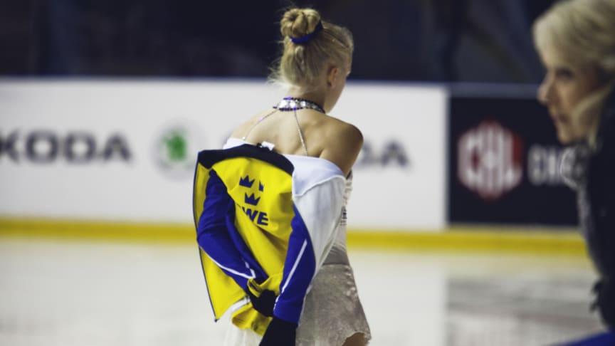 Svenska truppen till The Nordics / Nordics Open och Bavarian Open
