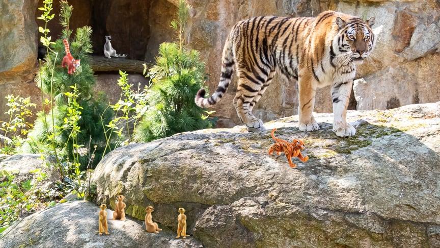 Vom 01. – 05. Juni 2020 laden PLAYMOBIL und der Zoo Berlin zum großen Zoo-Quiz ein
