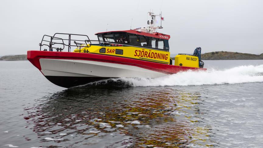 Gå ombord på Rescue Mai Rassy på Båtmässan i Göteborg. Foto: Mats Ryde