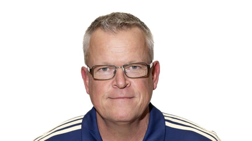 Janne Andersson, Sveriges förbundskapten i fotboll, är Årets påverkare. Foto: Svensk Fotboll