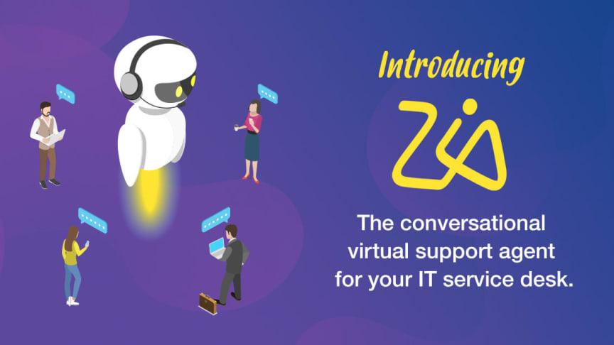 ManageEngine lanserar virtuellt supportagent för ITSM-lösningen ServiceDesk Plus